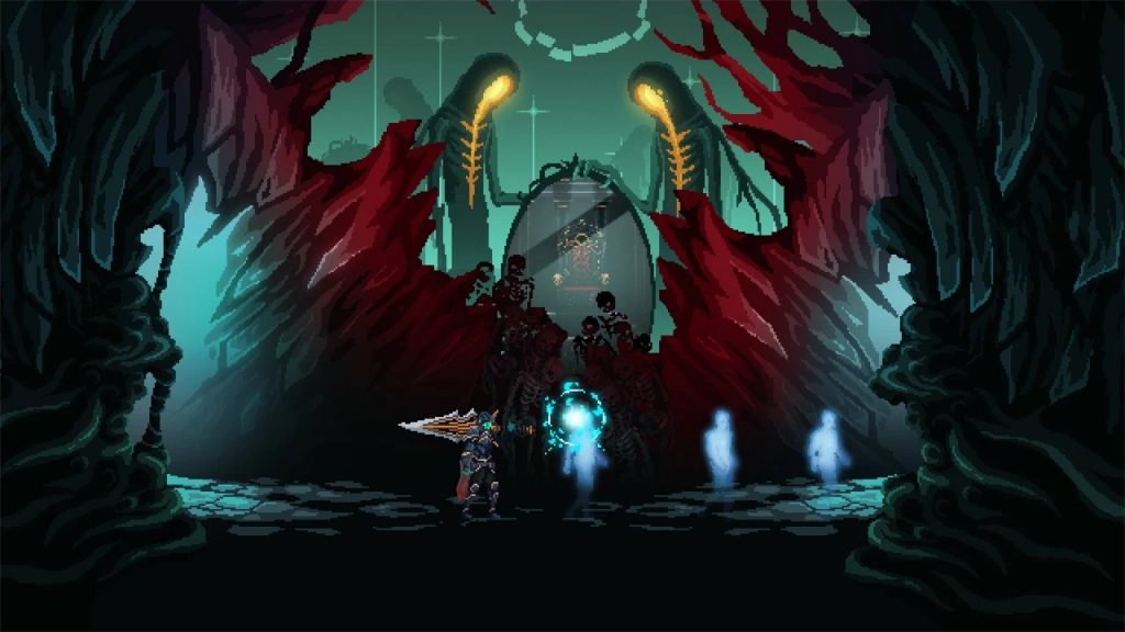 Death's Gambit: Afterlife launch trailer