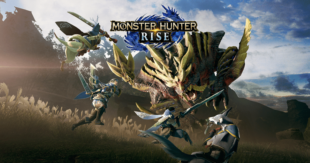 Monster Hunter Rise has been updated to 3.4.1